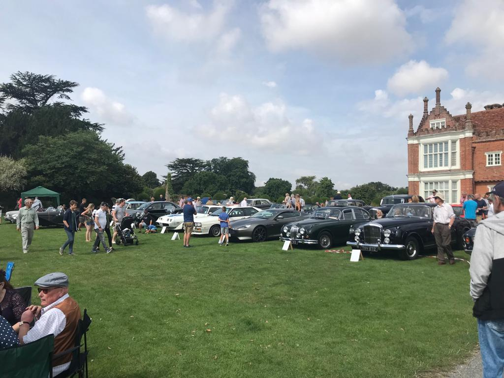 Helmingham Hall Festival of Classic and Sports Cars 2019