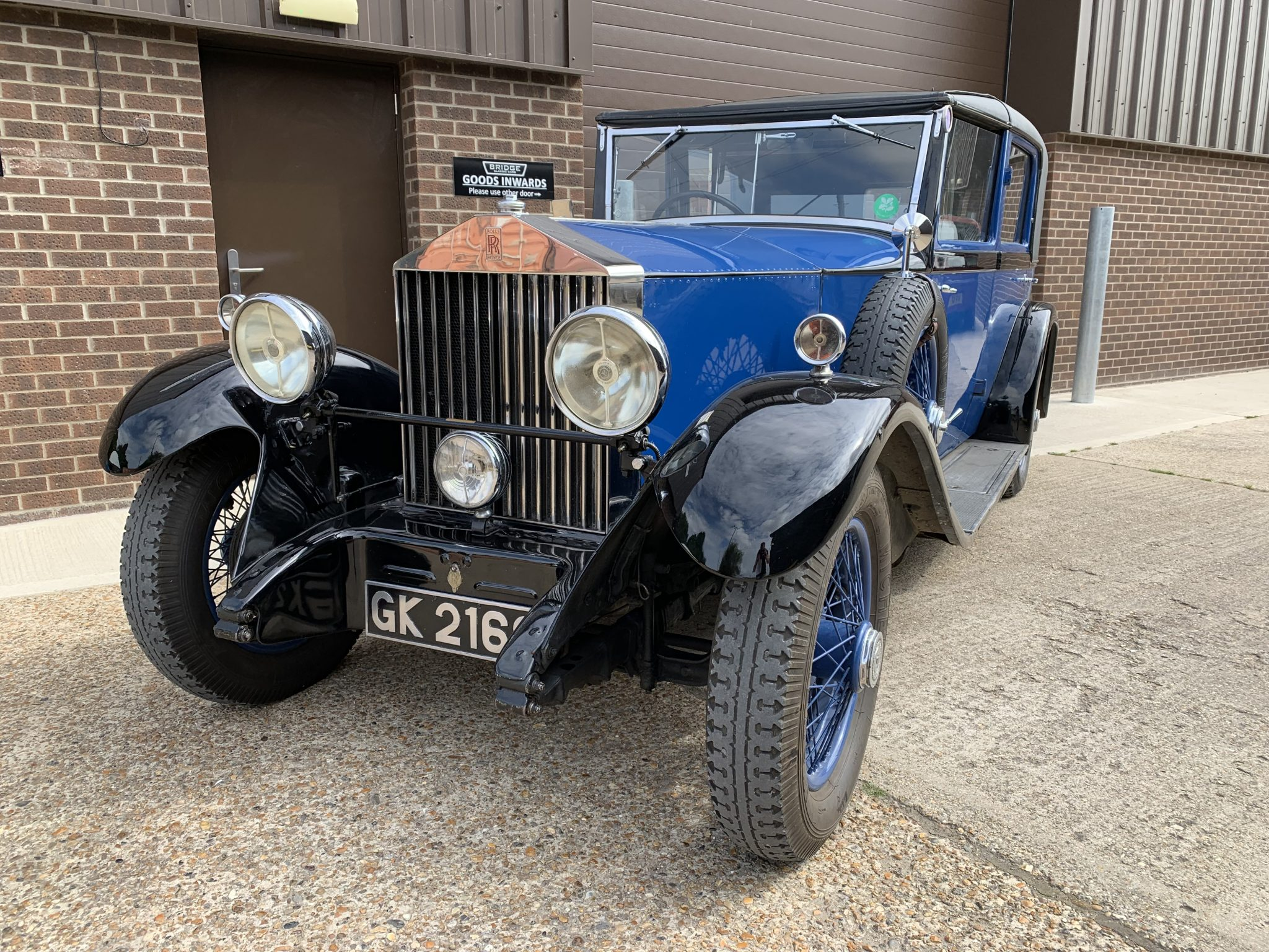 1930 Rolls Royce 20/25