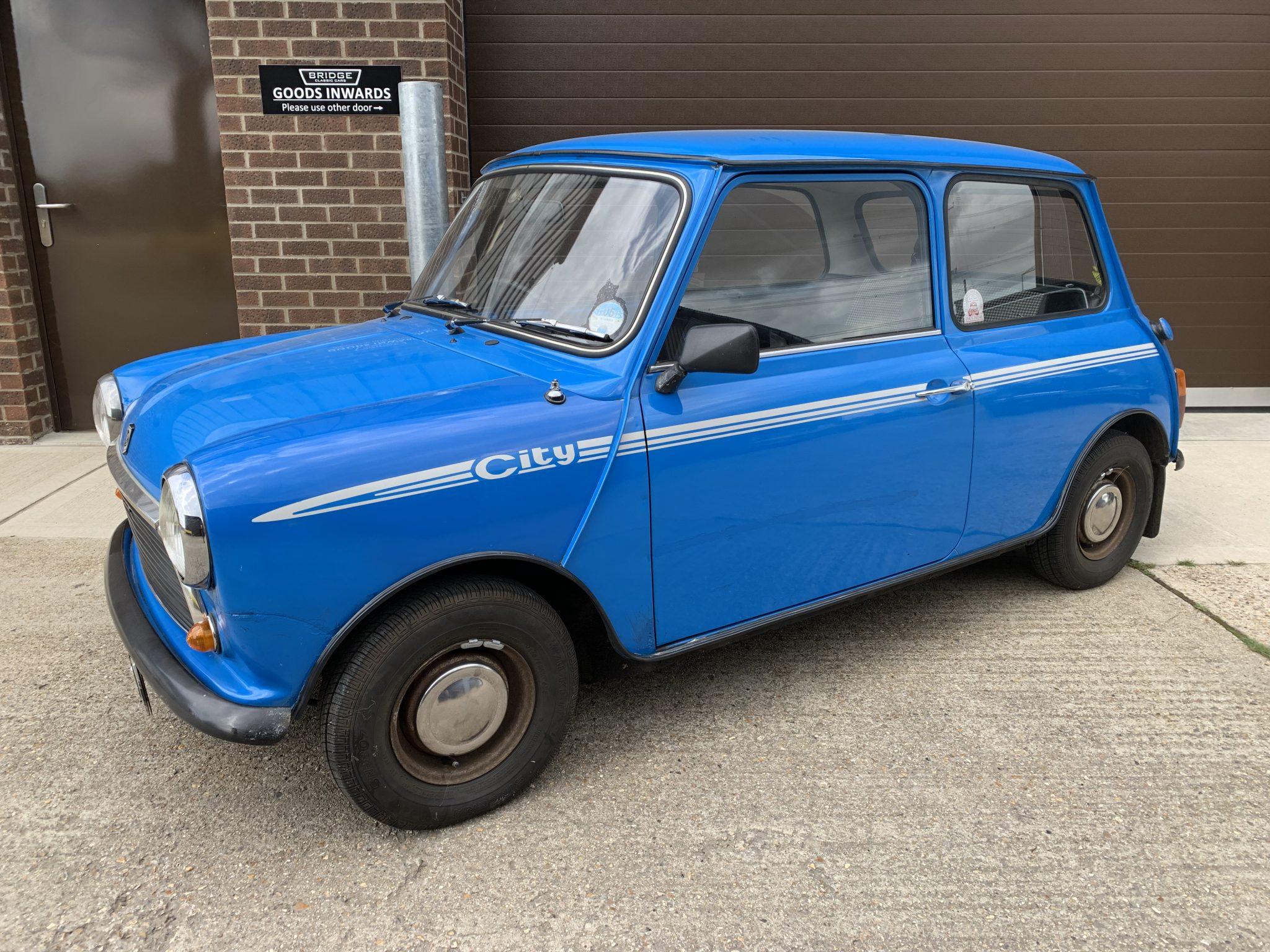 1980 Austin Morris Mini City