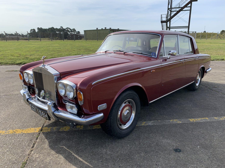 1970 Rolls Royce Silver Shadow 1