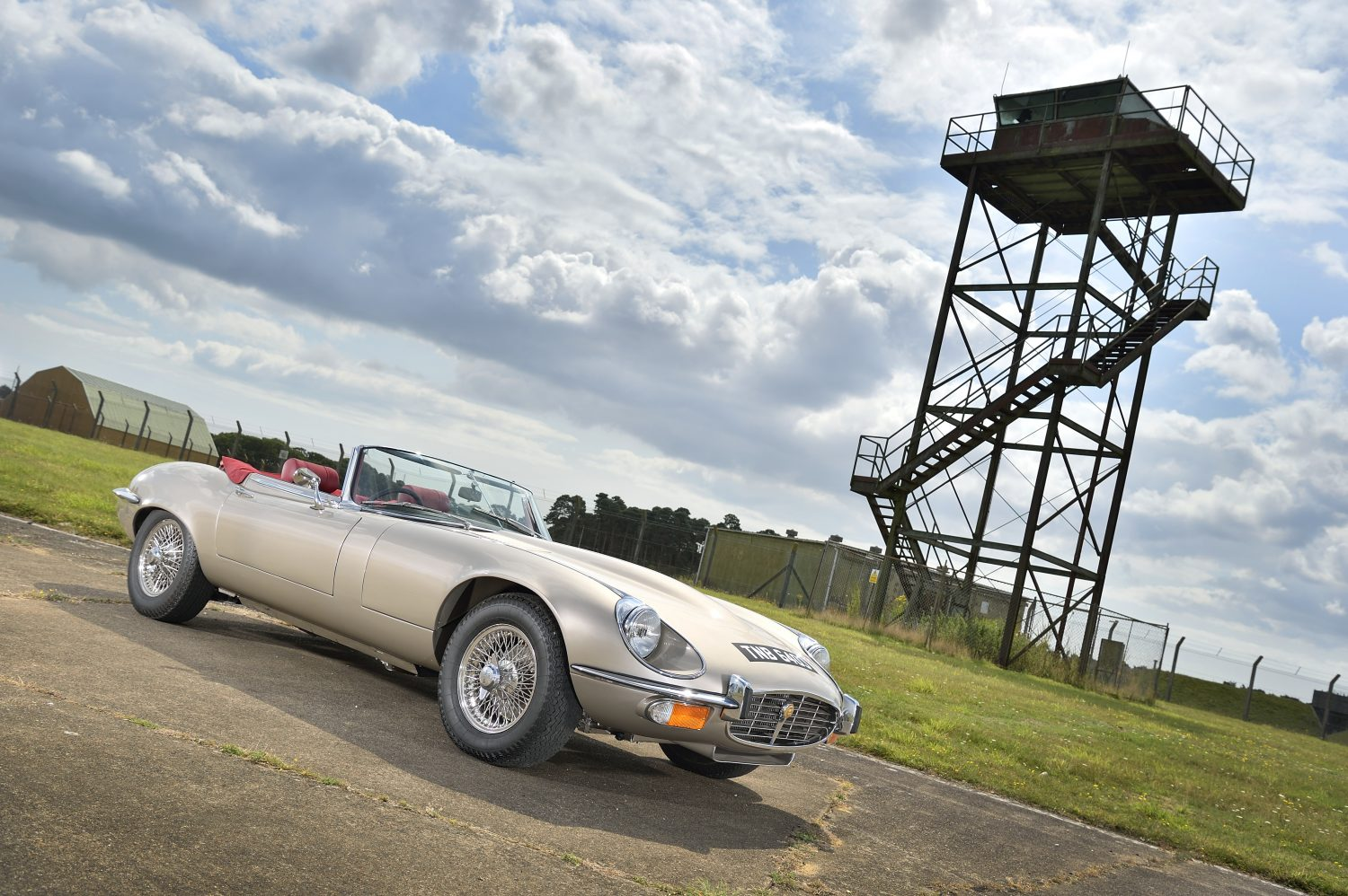 Our 1971 Jaguar E-Type Restoration Complete