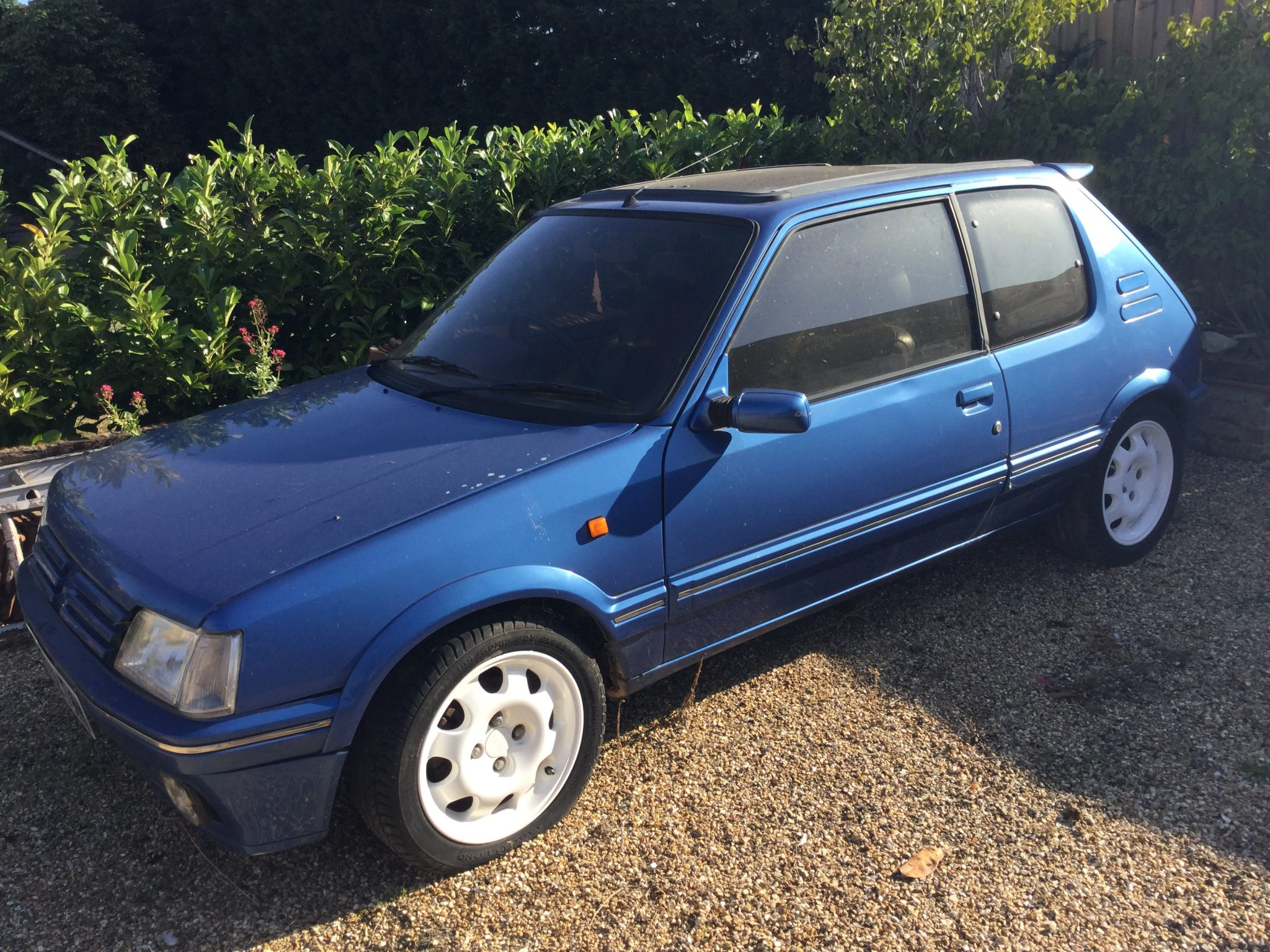 One for the future: 1991 Peugeot 205 GTi