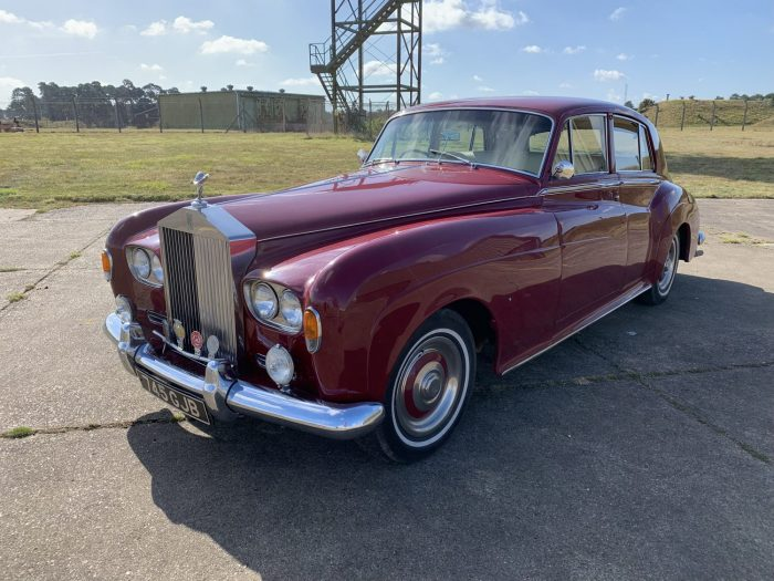 1963 Rolls Royce Cloud 3 (III)