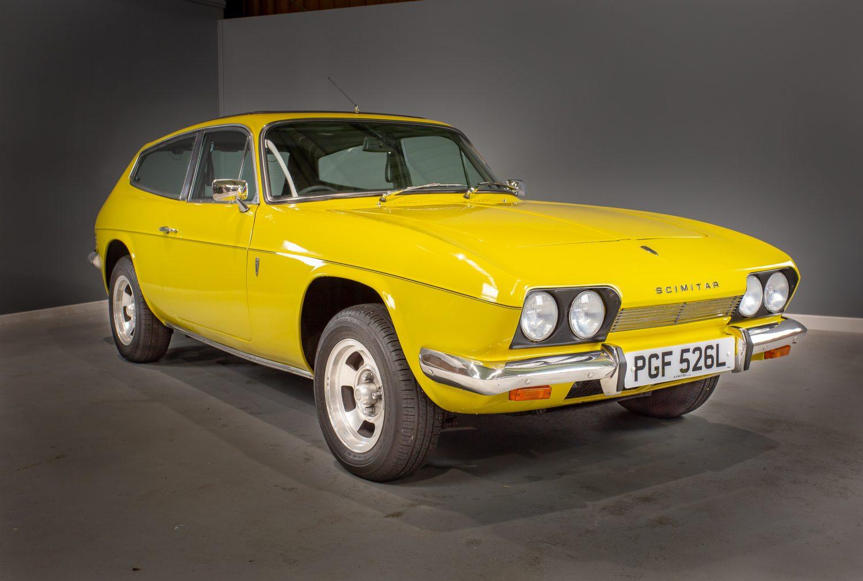 1973 Reliant Scimitar906