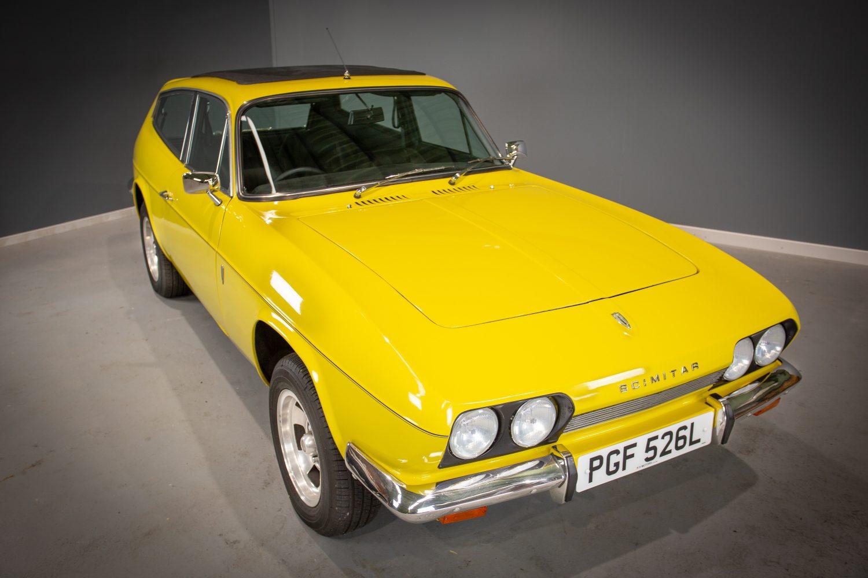 1973 Reliant Scimitar915