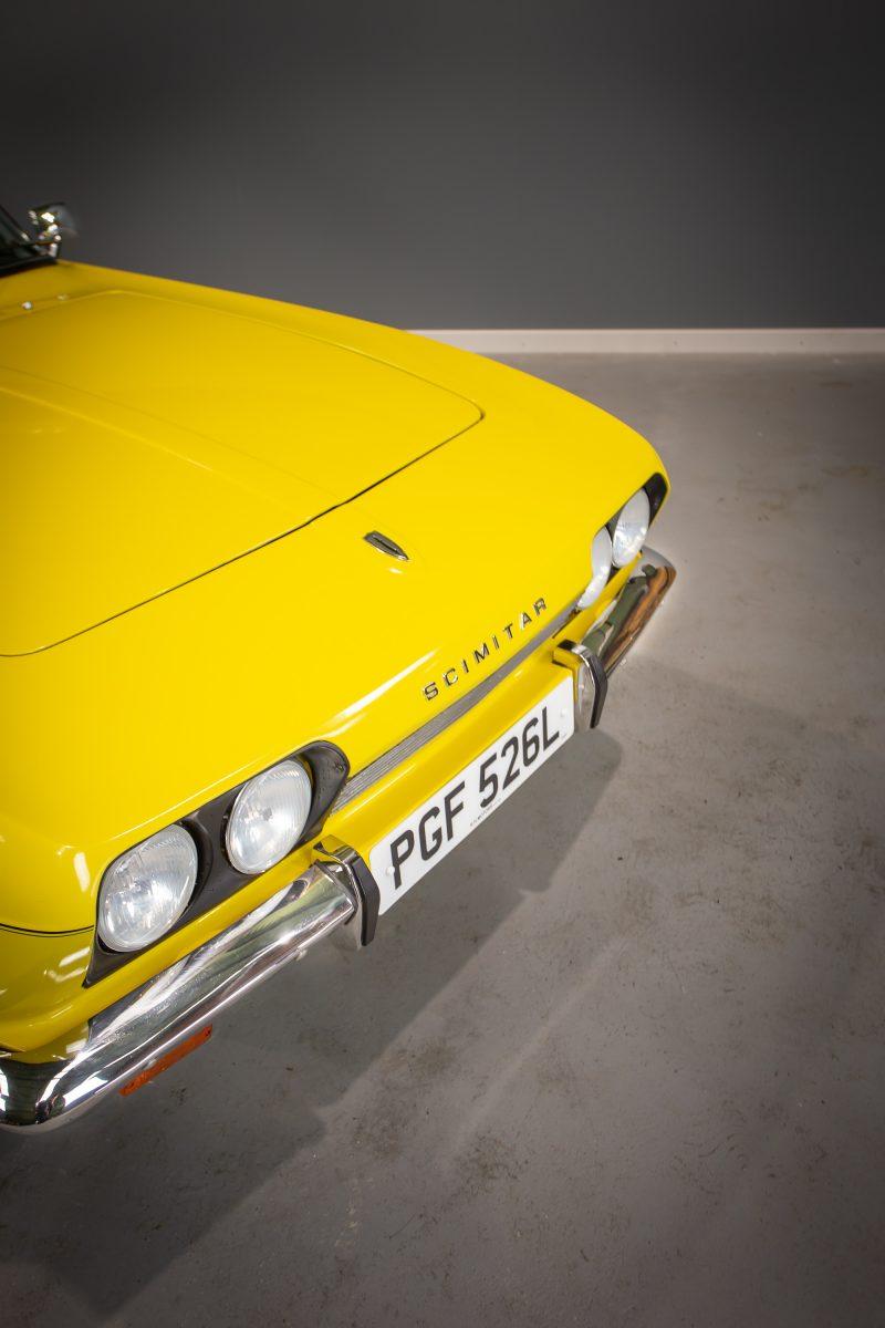 1973 Reliant Scimitar917