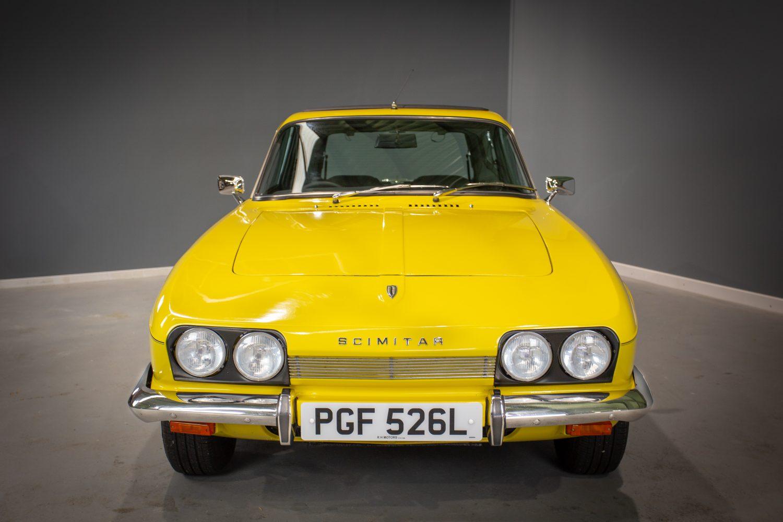 1973 Reliant Scimitar920