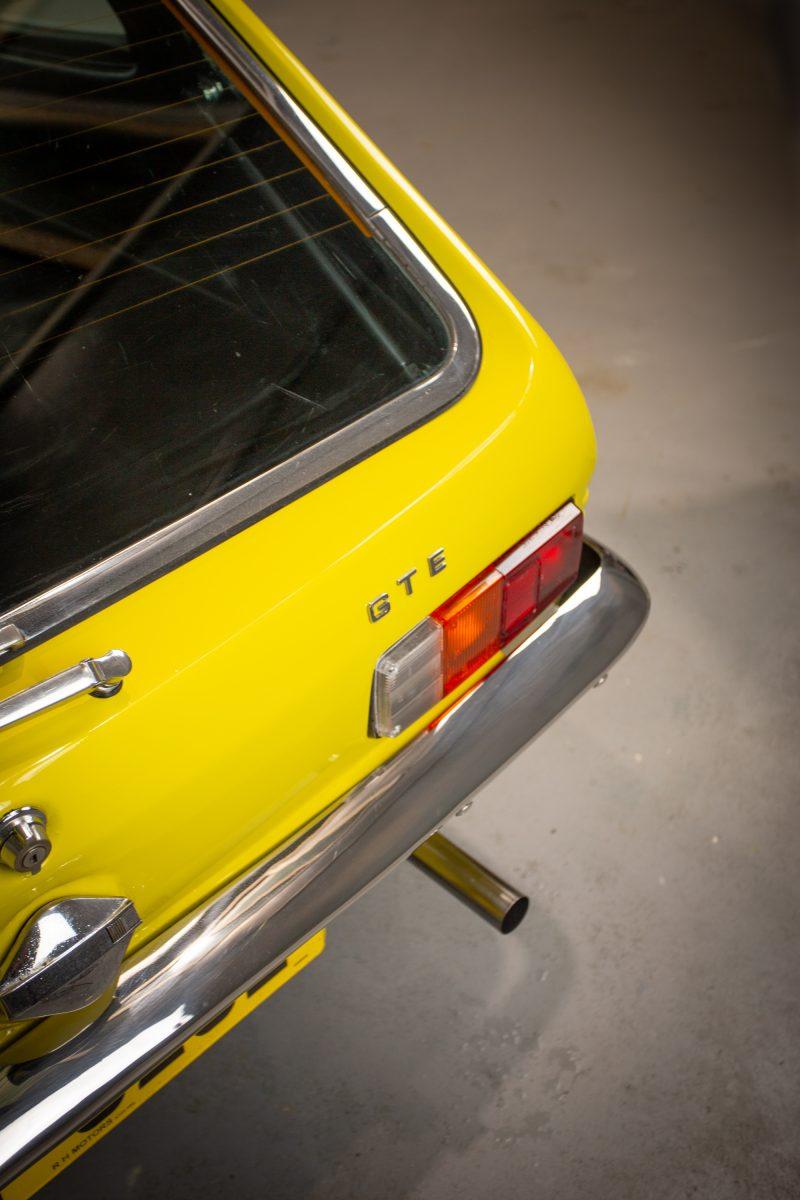 1973 Reliant Scimitar922