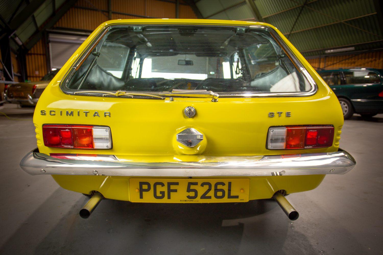 1973 Reliant Scimitar924