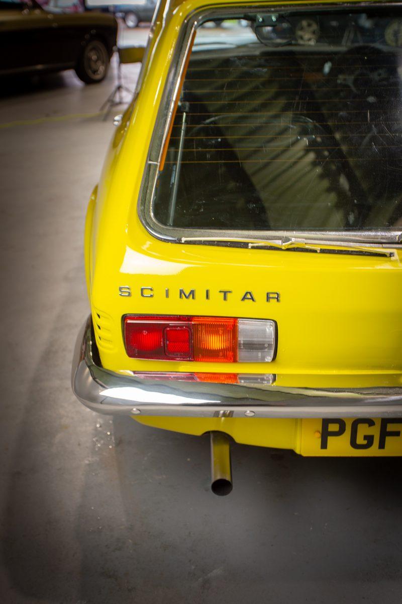 1973 Reliant Scimitar926