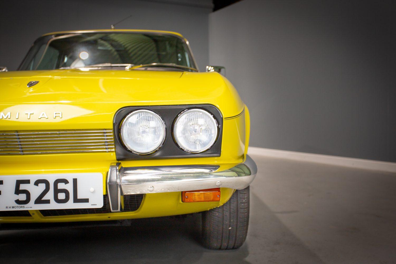 1973 Reliant Scimitar933