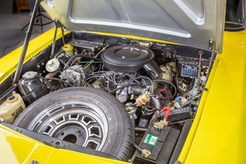 1973 Reliant Scimitar941