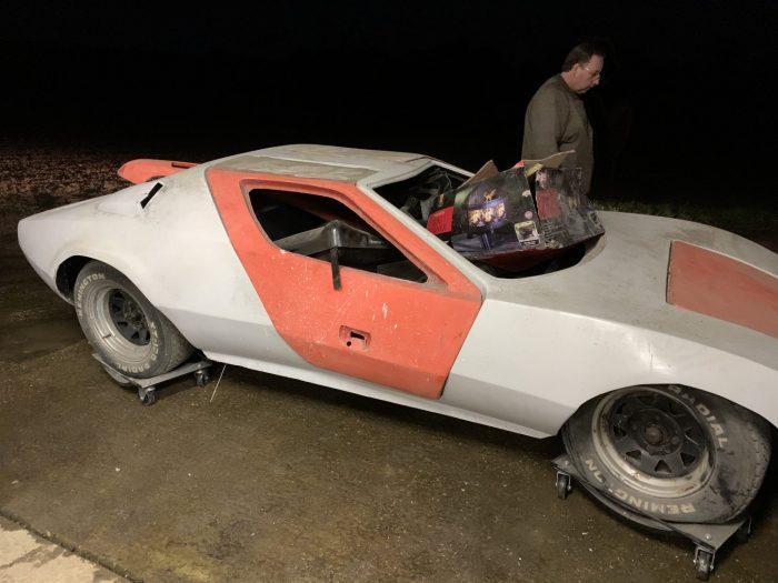 1970 Eagle SS