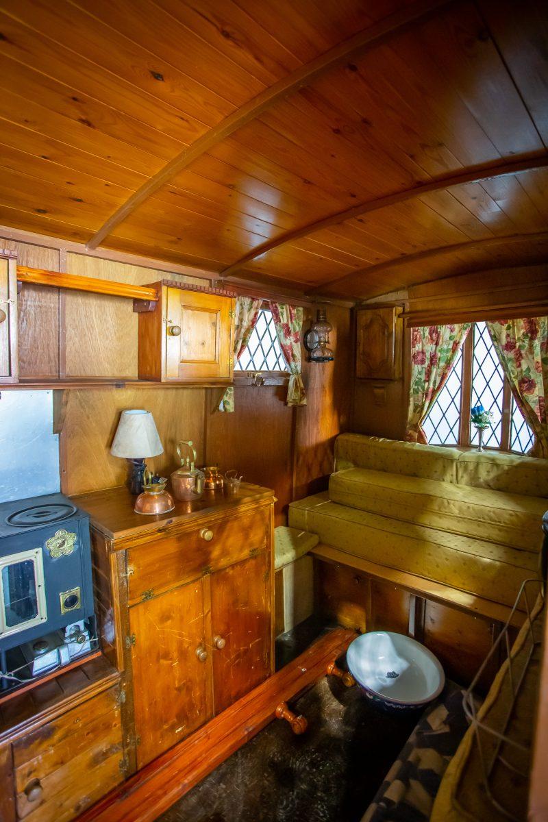 1928 Bill Knott Bluebird Midland Caravan3848