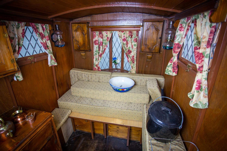 1928 Bill Knott Bluebird Midland Caravan3852