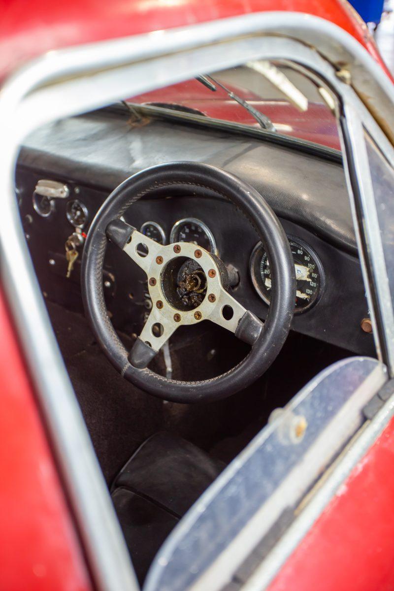 1962 TVR Grantura Racecar