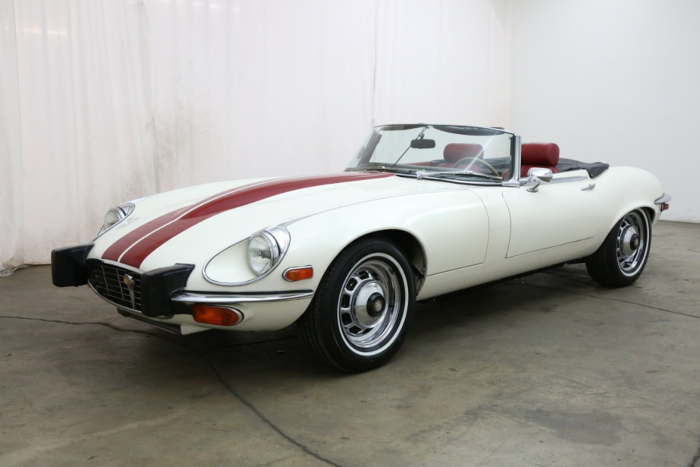 1973 Jaguar E-Type Roadster Series 3