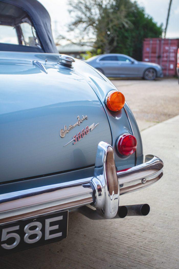 Austin Healy 3000
