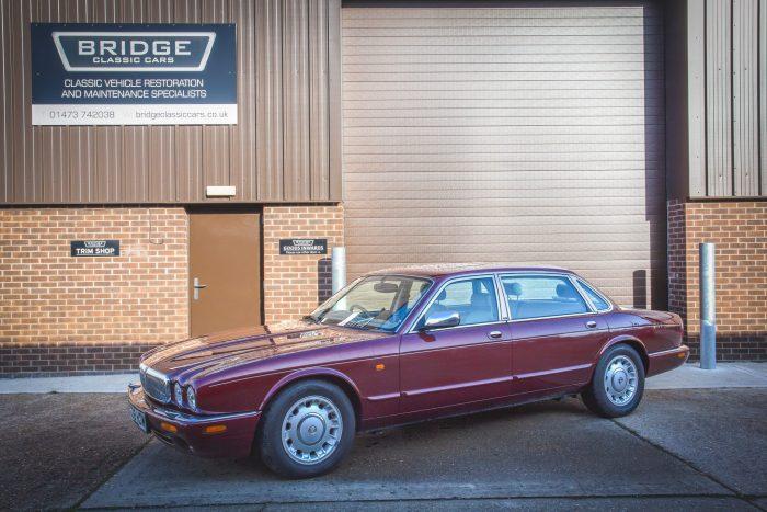 1998 Daimler Super V8