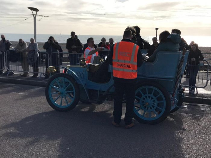 London to Brighton Veteran Car Run 2019
