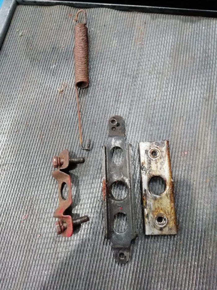 1960 MG A Restoration