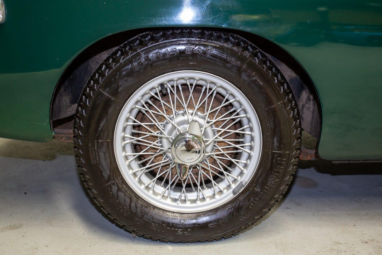 1971 MGB Roadster HUY171K
