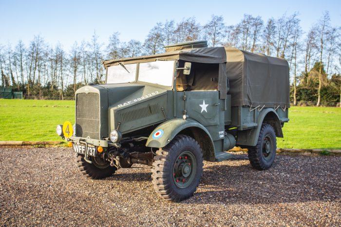 1944 Morris C8