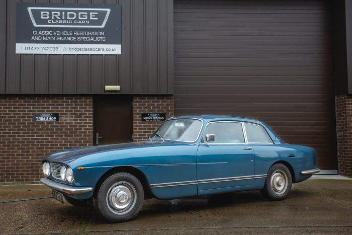 1971 Bristol 411