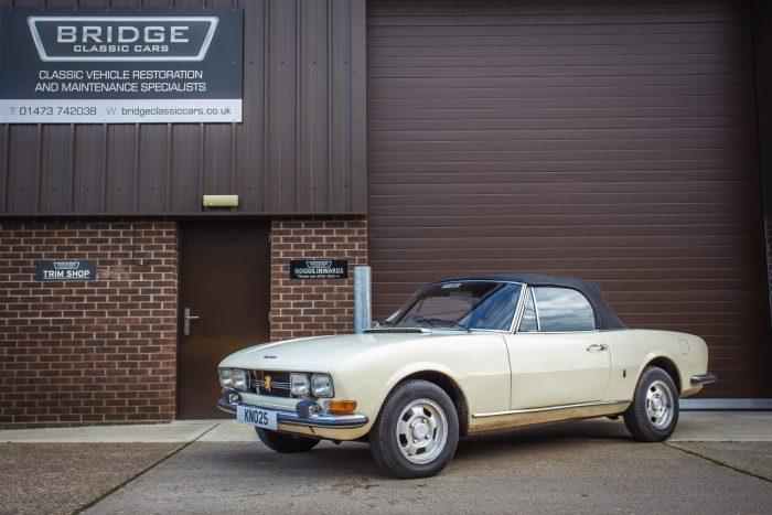 1972 Peugeot 504