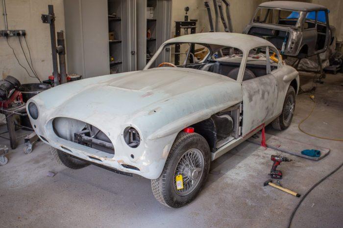 1957 Jensen 541R