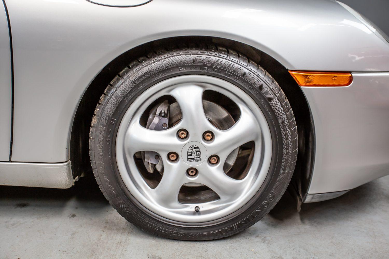1998 Porsche Boxster 2.5l1