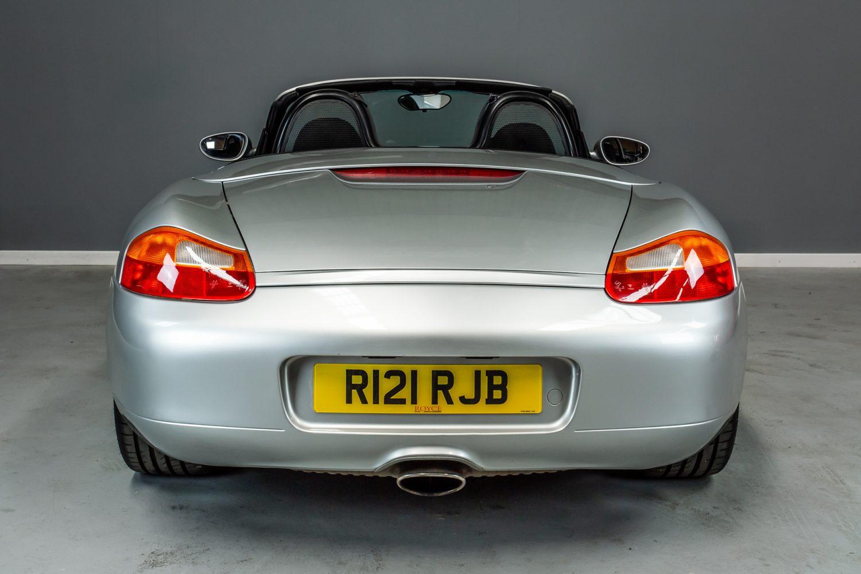 1998 Porsche Boxster 2.5l12