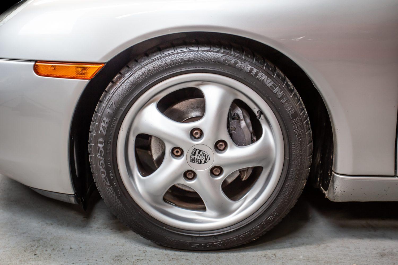 1998 Porsche Boxster 2.5l16