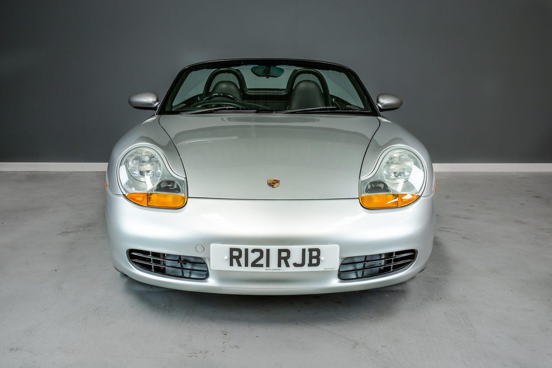 1998 Porsche Boxster 2.5l18