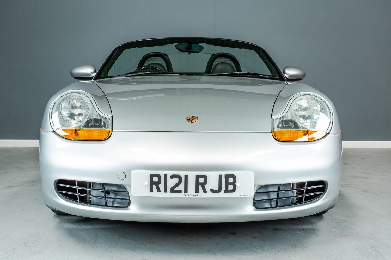1998 Porsche Boxster 2.5l2