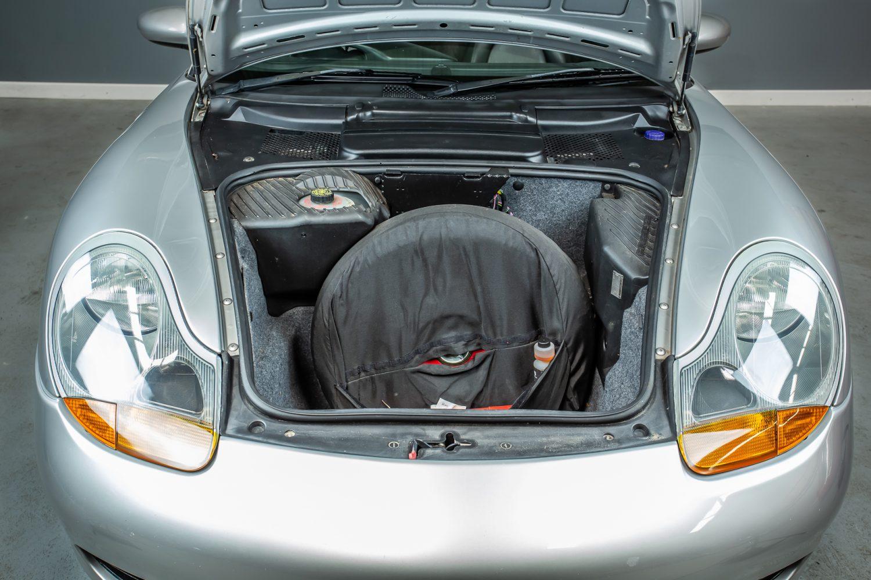 1998 Porsche Boxster 2.5l4
