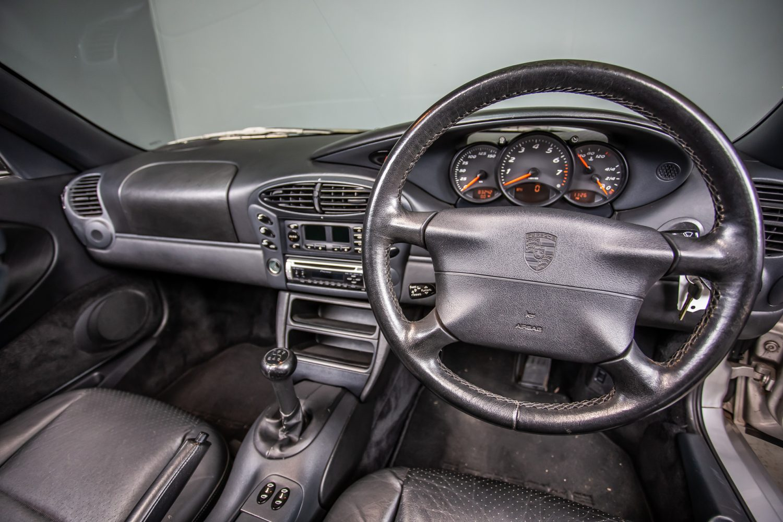 1998 Porsche Boxster 2.5l5