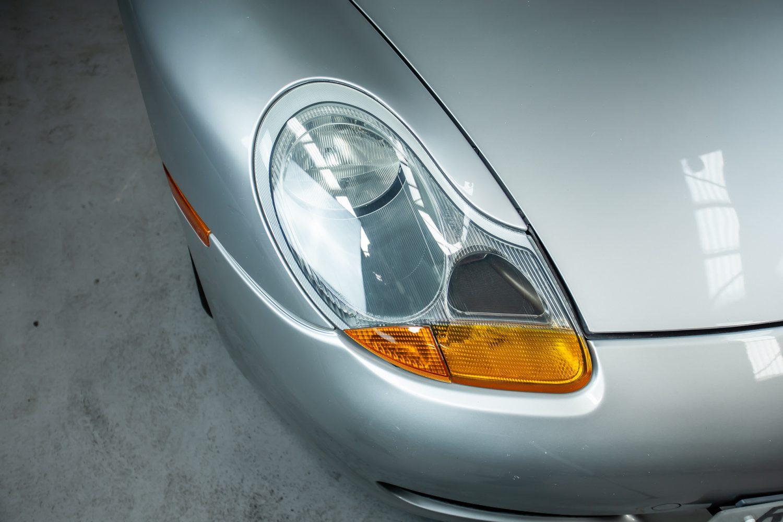 1998 Porsche Boxster 2.5l9