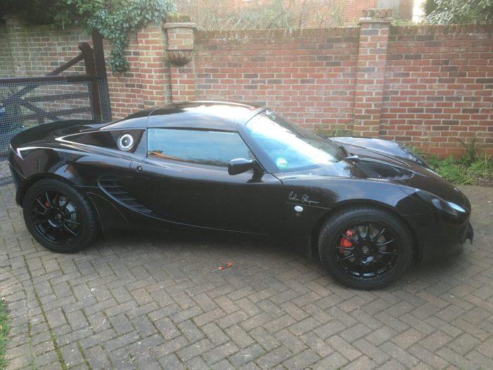 2003 Lotus Elise 111
