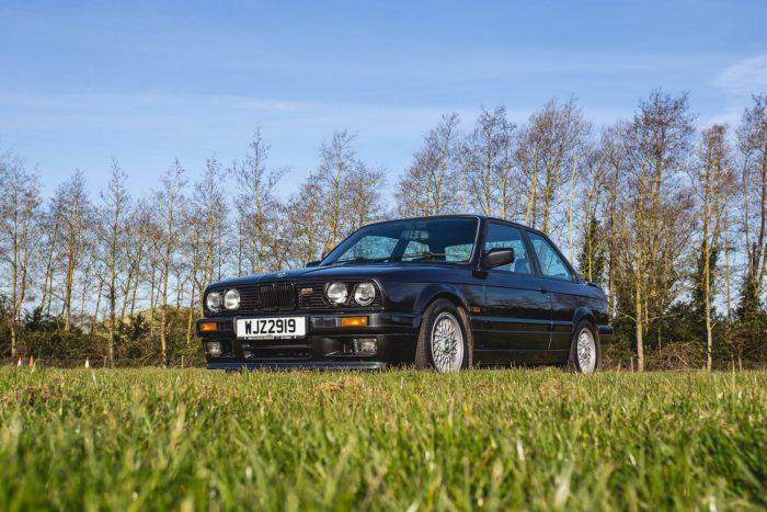 1989 BMW 325 M Sport E30