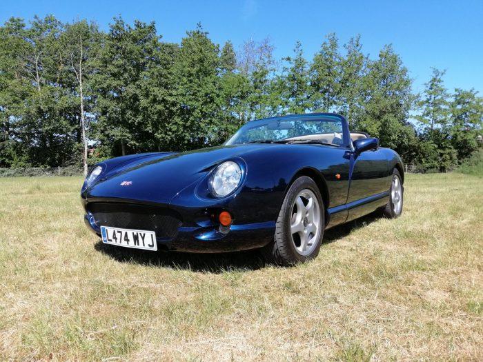 1994 TVR Chimaera 500