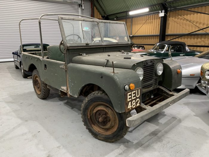 1956 Land Rover Series One
