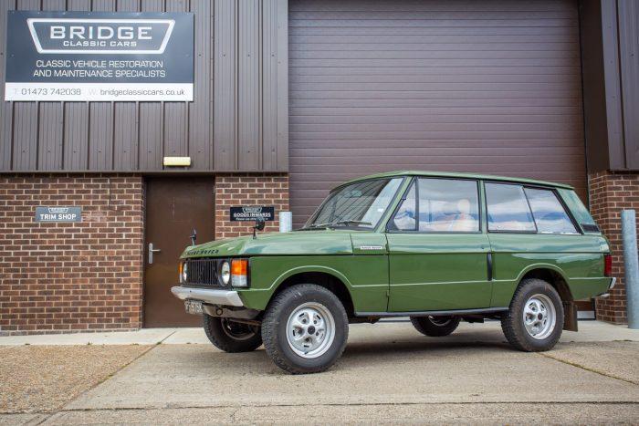 1971 Land Rover Range Rover
