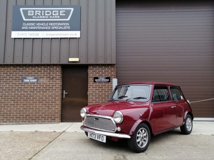 1990 Austin Mini Thirty
