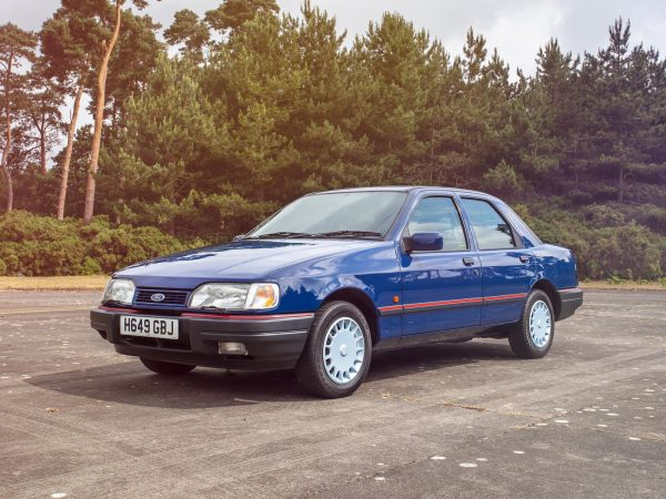 1991 Ford Sierra Sapphire GLX