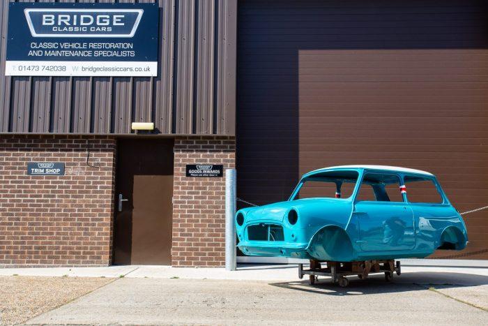 1967 Austin Mini 850
