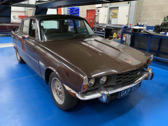 1973 Rover 3500S