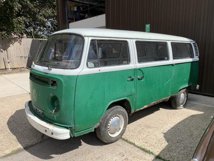 1973 Volkswagen T2