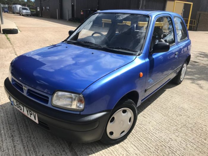 1994 Nissan Micra Dot