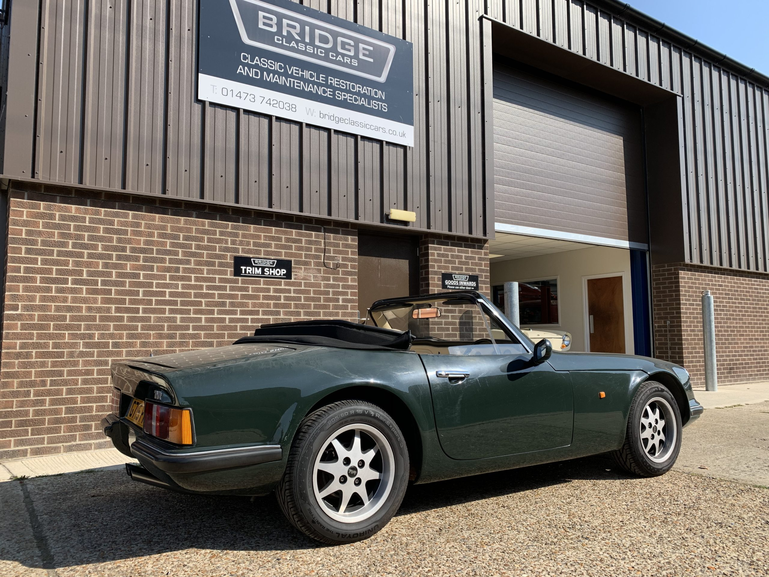 1990 TVR S2